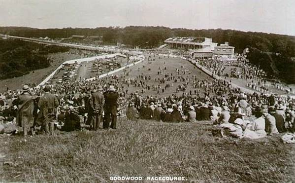 Image result for goodwood racecourse history